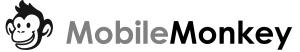 Mobile Monkey Logo Facebook Messenger Marketing Chatbot tool by Larry Kim