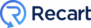 Recart Logo WooCommerce Chatbot Tool