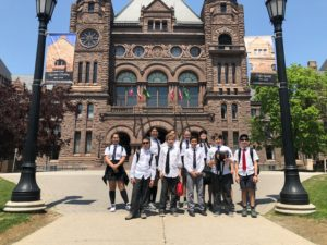 Parliament and Politics at Fieldstone