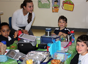 Fieldstone Unites Students from JK-Grade Twelve