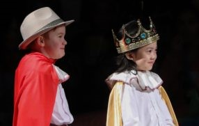 Our Annual Shakespeare Production Dazzles and Delights Audiences