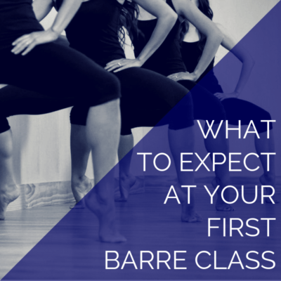 What to Expect at Your First Barre Class