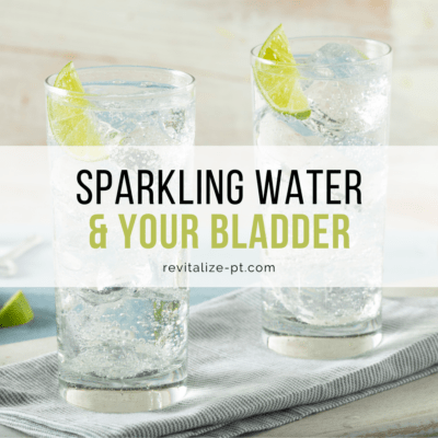 sparkling water bladder