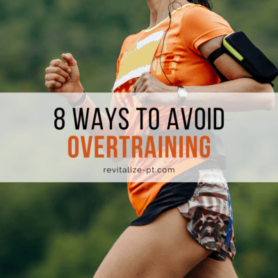 ways to avoid overtraining