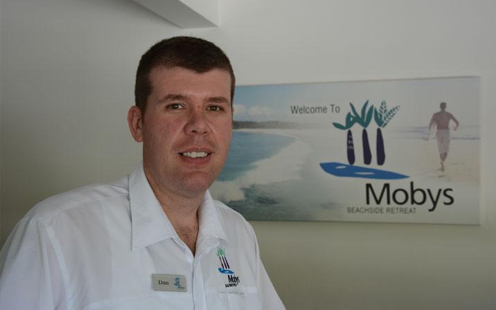 Staff Profile - Dan