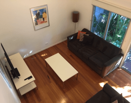 BH59 Living Area