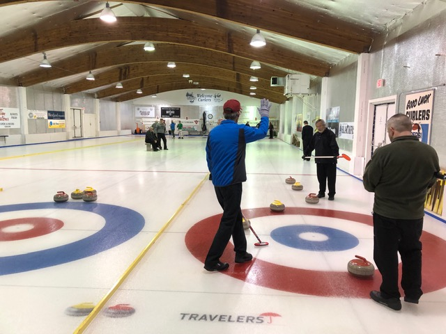 2019 Men's Bonspiel Results