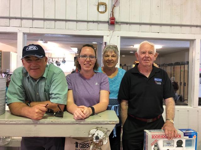 2019 Curling Club Flea Market - Volunteers