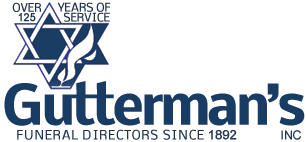 Gutterman's Inc Funeral Directors since 1892