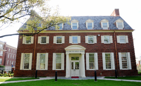 Hildreth-Mirza Hall at Bucknell University