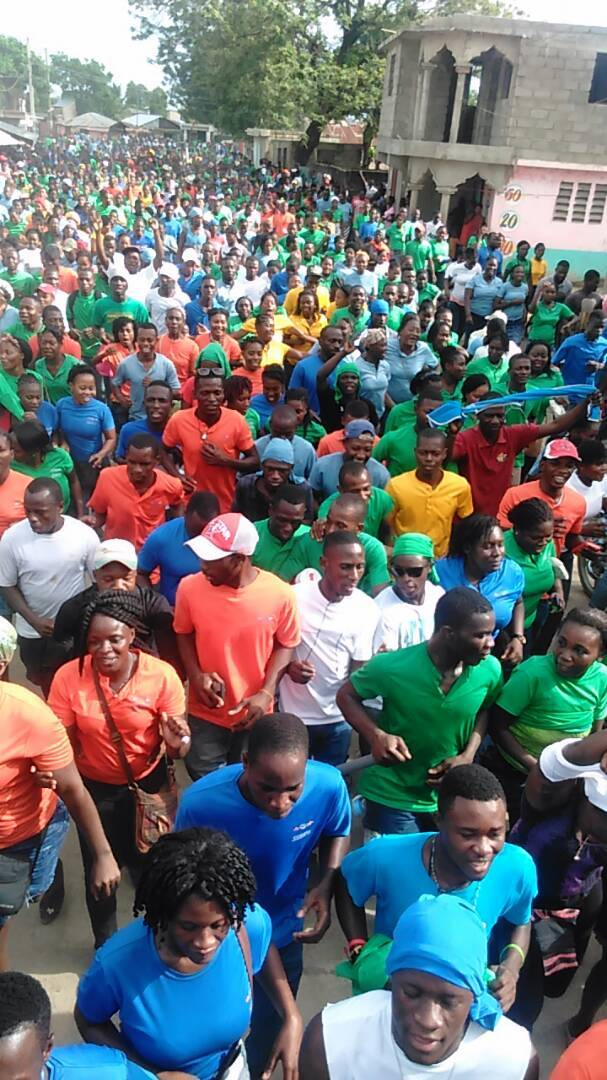 Superselected Haitian Garment Workers Enter Third Week Of Labor2