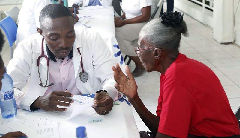 Resisting COVID-19 in Haiti