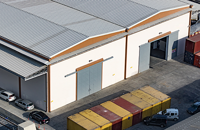 Warehouse – Retail and Office Buildings