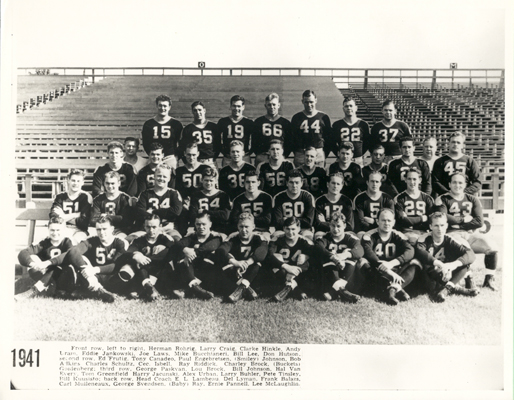 Red Smith and the 1941 Green Bay Packers