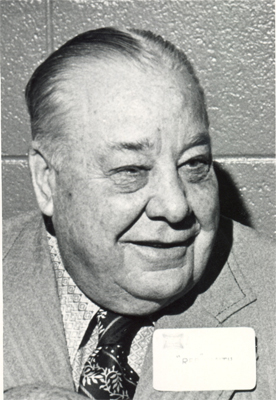 Red Smith in 1975