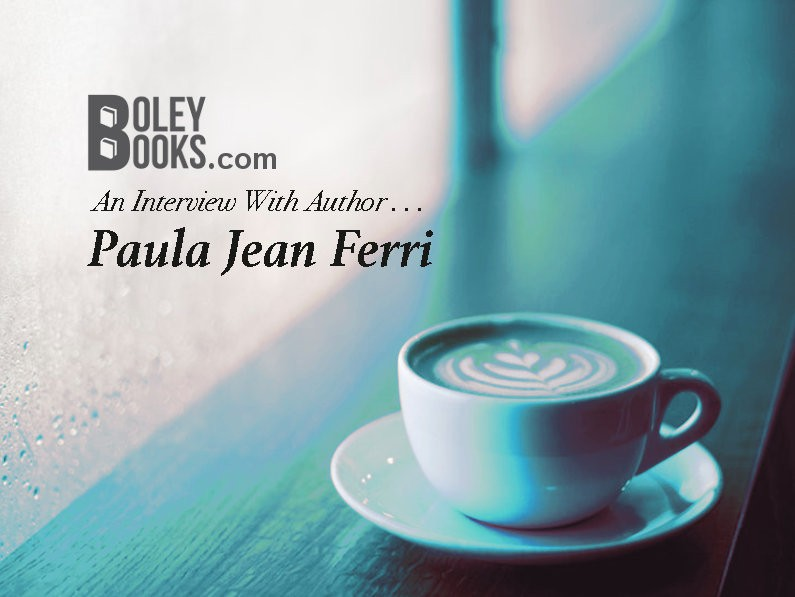 Interview With An Author—Paula Jean Ferri