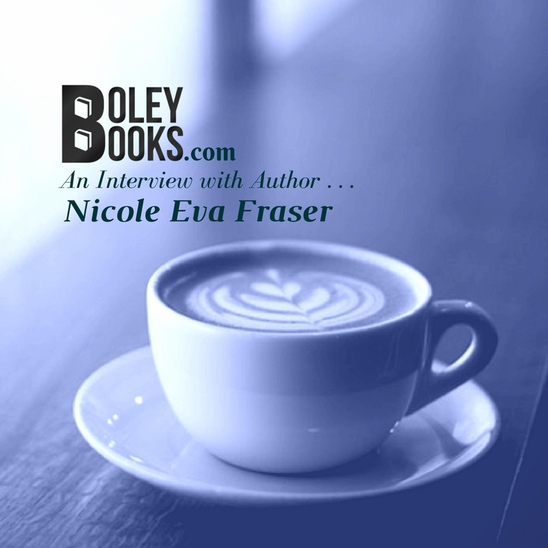 Interview With An Author—Nicole Eva Fraser