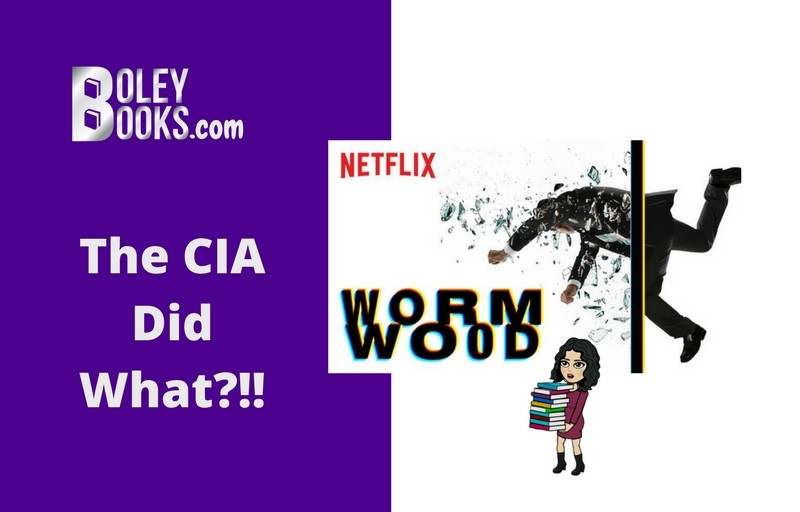 The CIA Did What?!!
