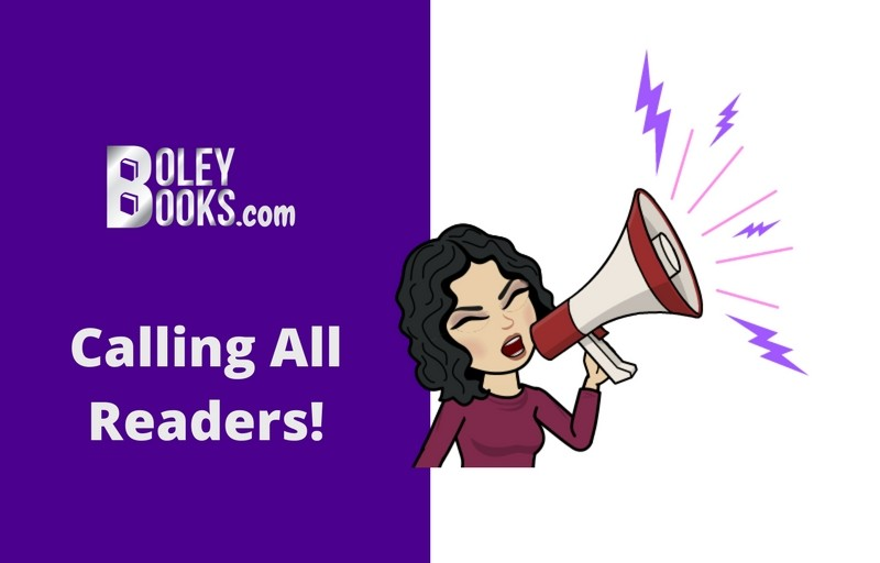 Calling All Readers!