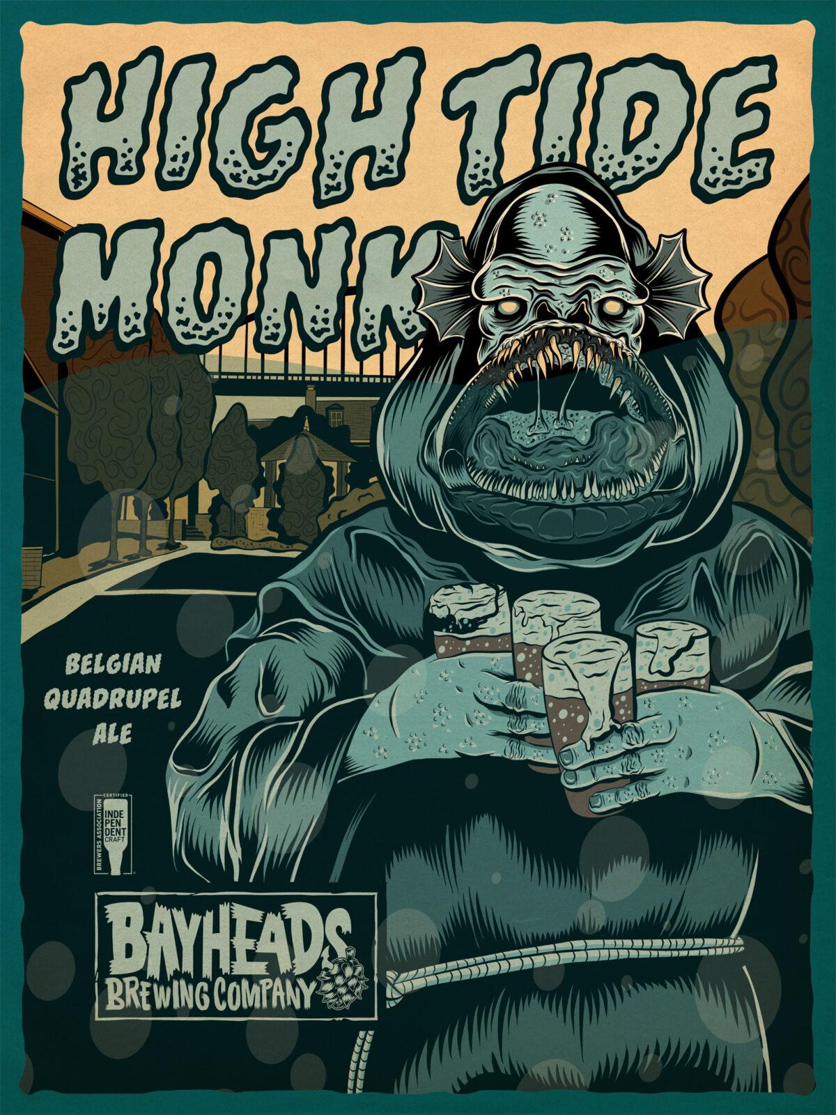 High Tide Monk – Bayheads Brewing Company