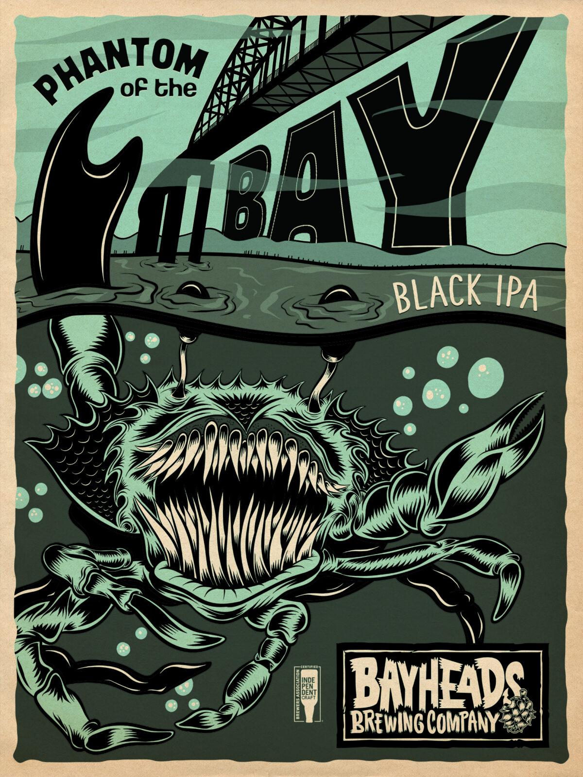 Phantom of the Bay – Bayheads Brewing Company