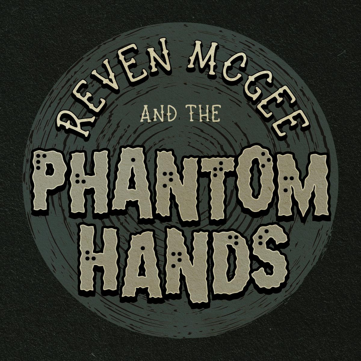 Logo – Reven McGee and the Phantom Hands
