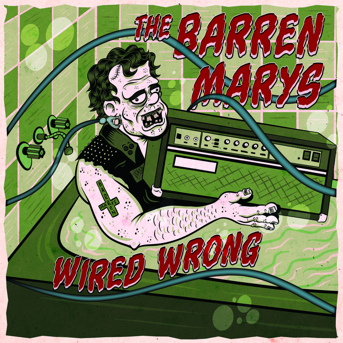 The Barren Marys – Wired Wrong