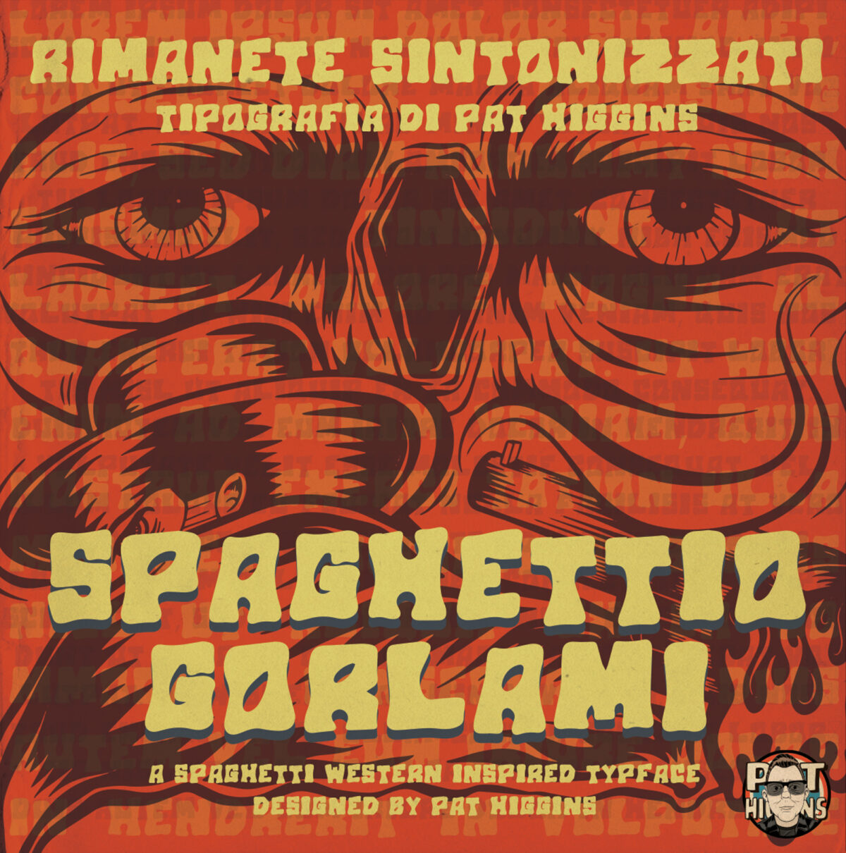 Spaghettio Gorlami – Typeface Design