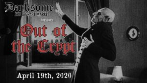 Darksome Art & Craft Market: Out of the Crypt @ BOK