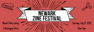 Newark Zine Fest @ Newark Public Library