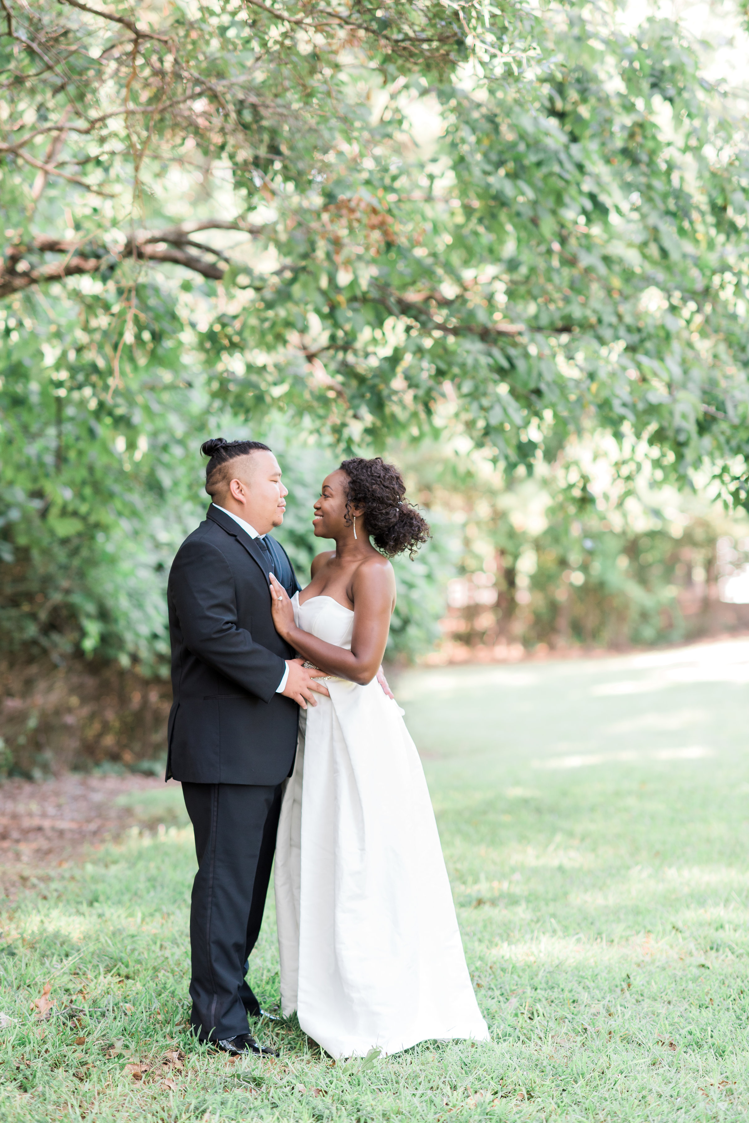 Ashley Udoh Wedding