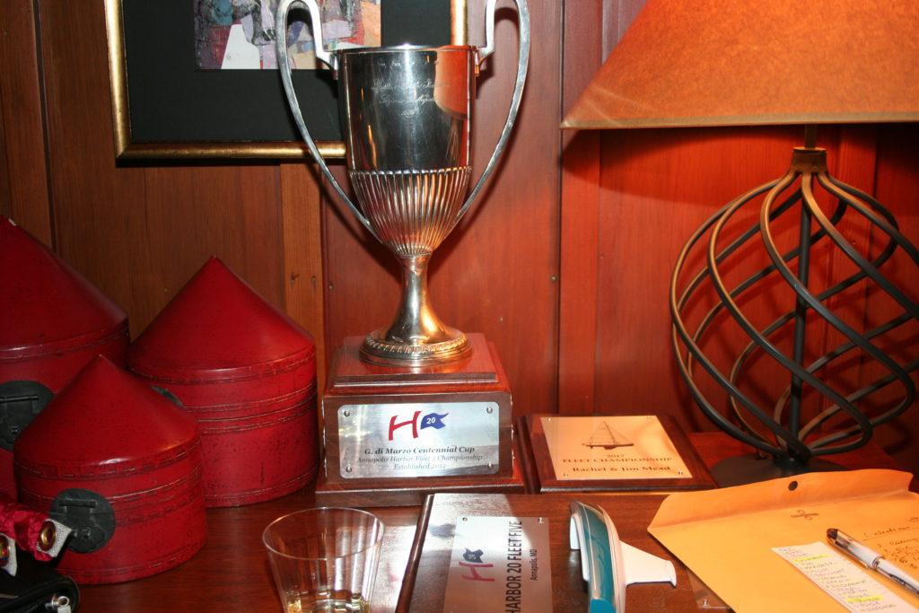 Fleet Championship Cup.