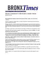01-26-2017 Bronx Times_Bronx Commons to showcase a music venue