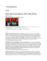 09-14-2019 NY Times_Jazz This Week_Mimi Jones and Bertha Hope at BMHC