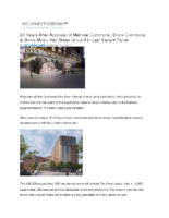 01-13-2017 Welcome2TheBronx_23 Years After Approval of Melrose Commons Bronx Commons and Bronx Music Hall Break Ground in Last Vacant Parcel