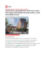 04-12-2019 6sq ft_South Bronx development with new music hall opens affordable housing lottery