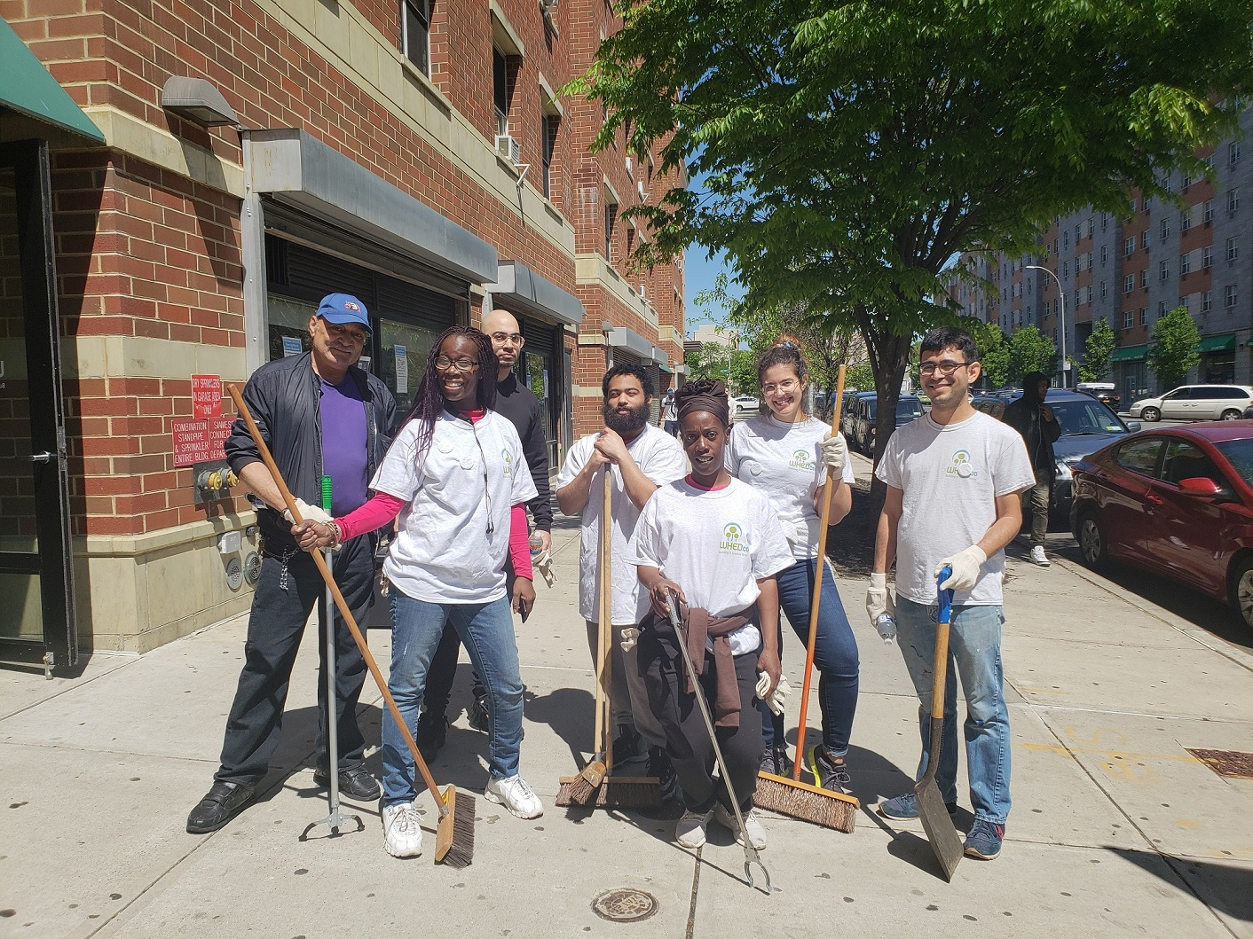 southern blvd clean up