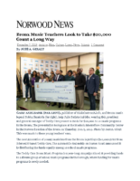 12-07-2019 Norwood News_Bronx Music Teachers Look to Take 20K Grant a Long Way