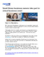 06-27-2020_News12_Small_Bronx_business_owners_take_part_in_virtual_business_crawl