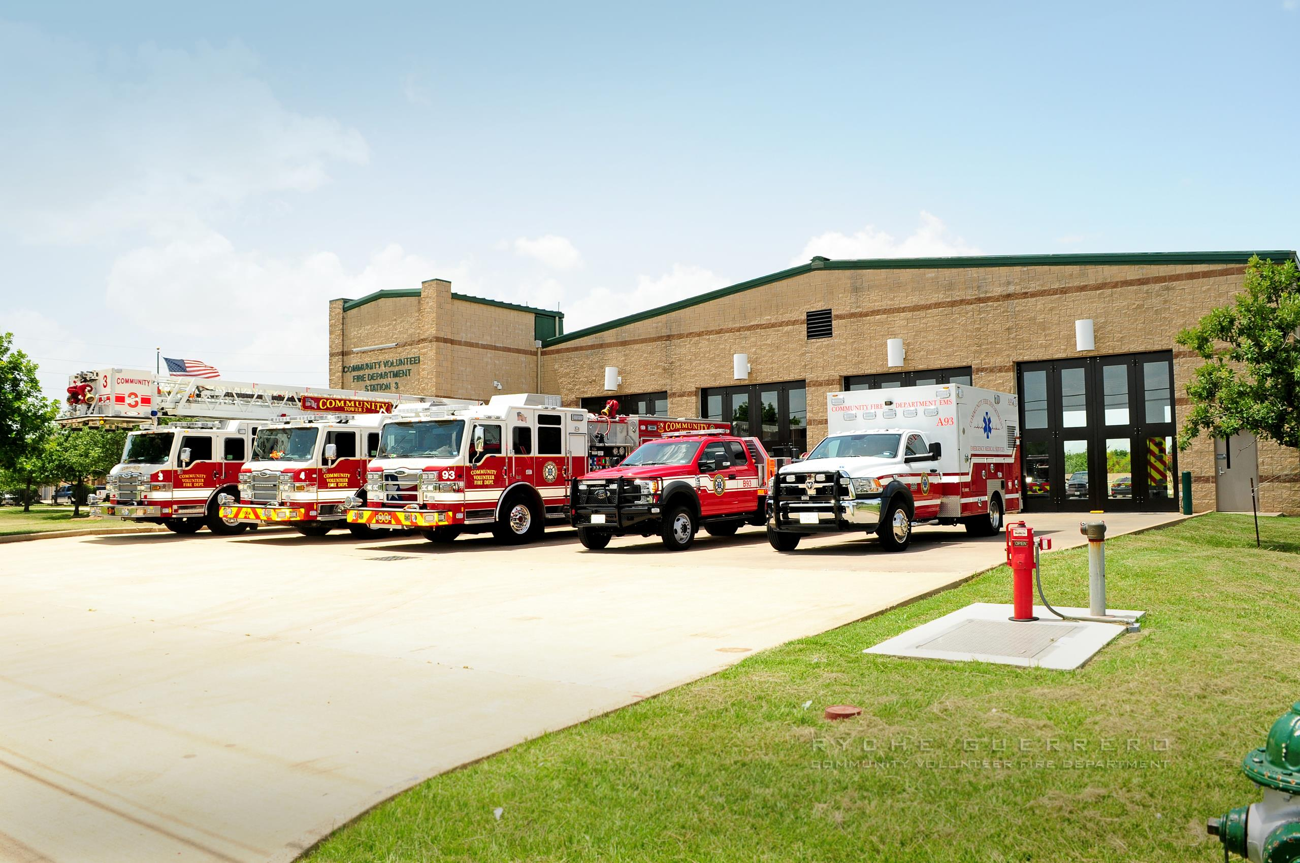 Harris Fort Bend Emergency Services District #100 Station 3