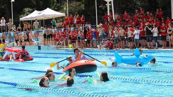 Hornsby Park aquatic and leisure centre