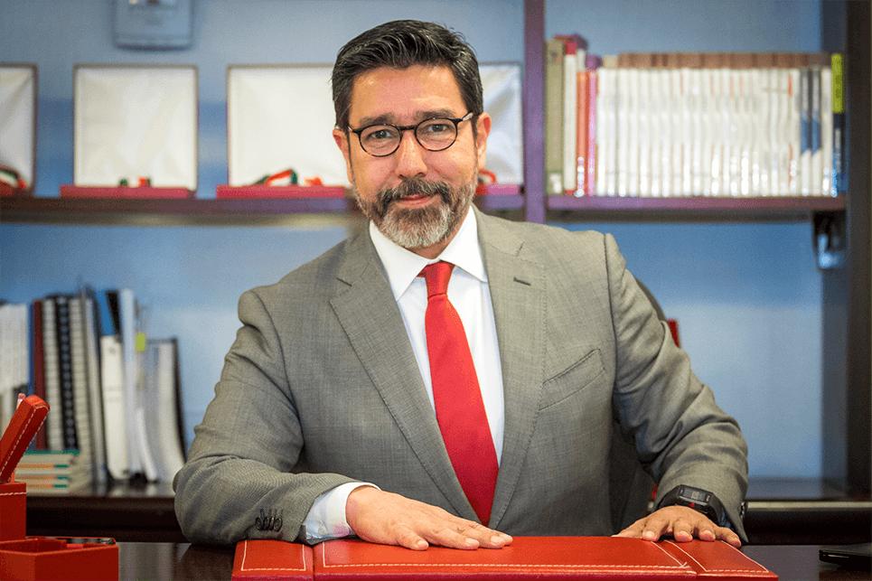 Eduardo Fernández   Director General Canal del Congreso - México