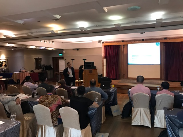 IRClass Academy and Singapore Nautical Institute deliver Ballast Water Management Course in Singapore