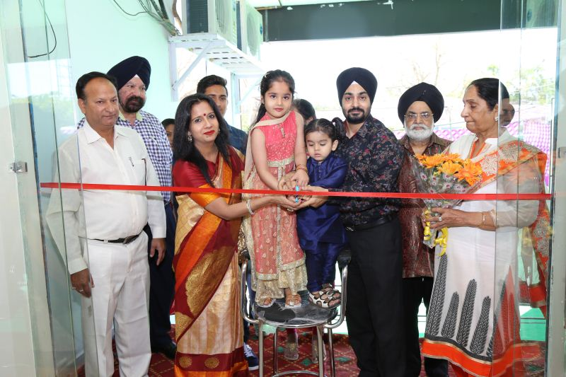 Opening of PMG Children Hospital