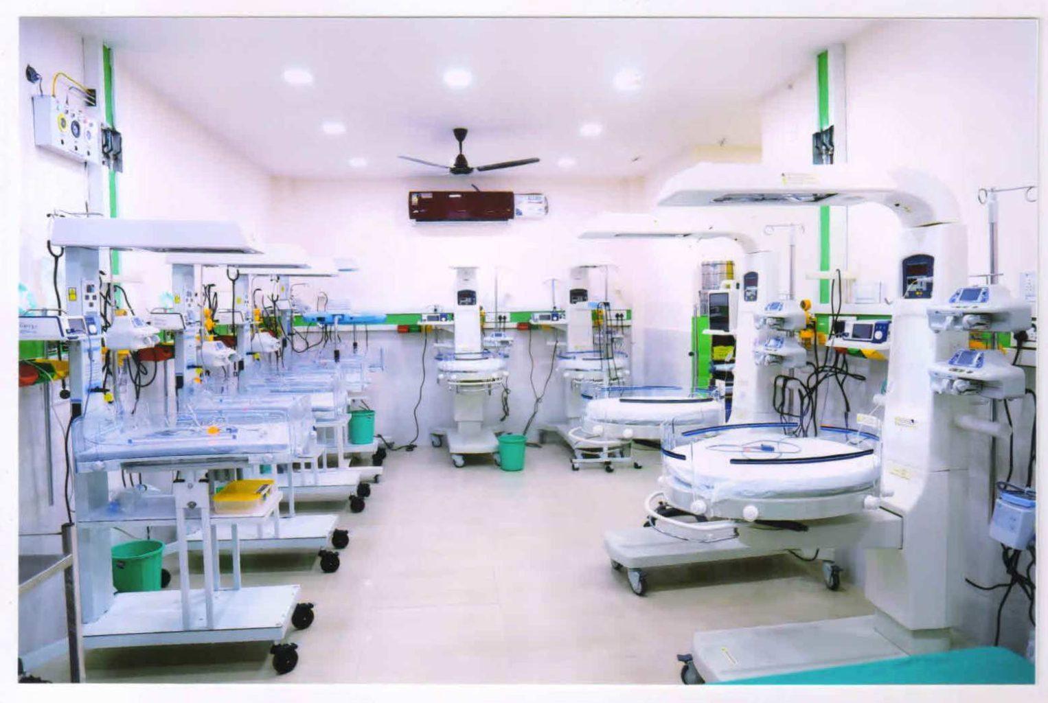 Opening of PMG Children Hospital