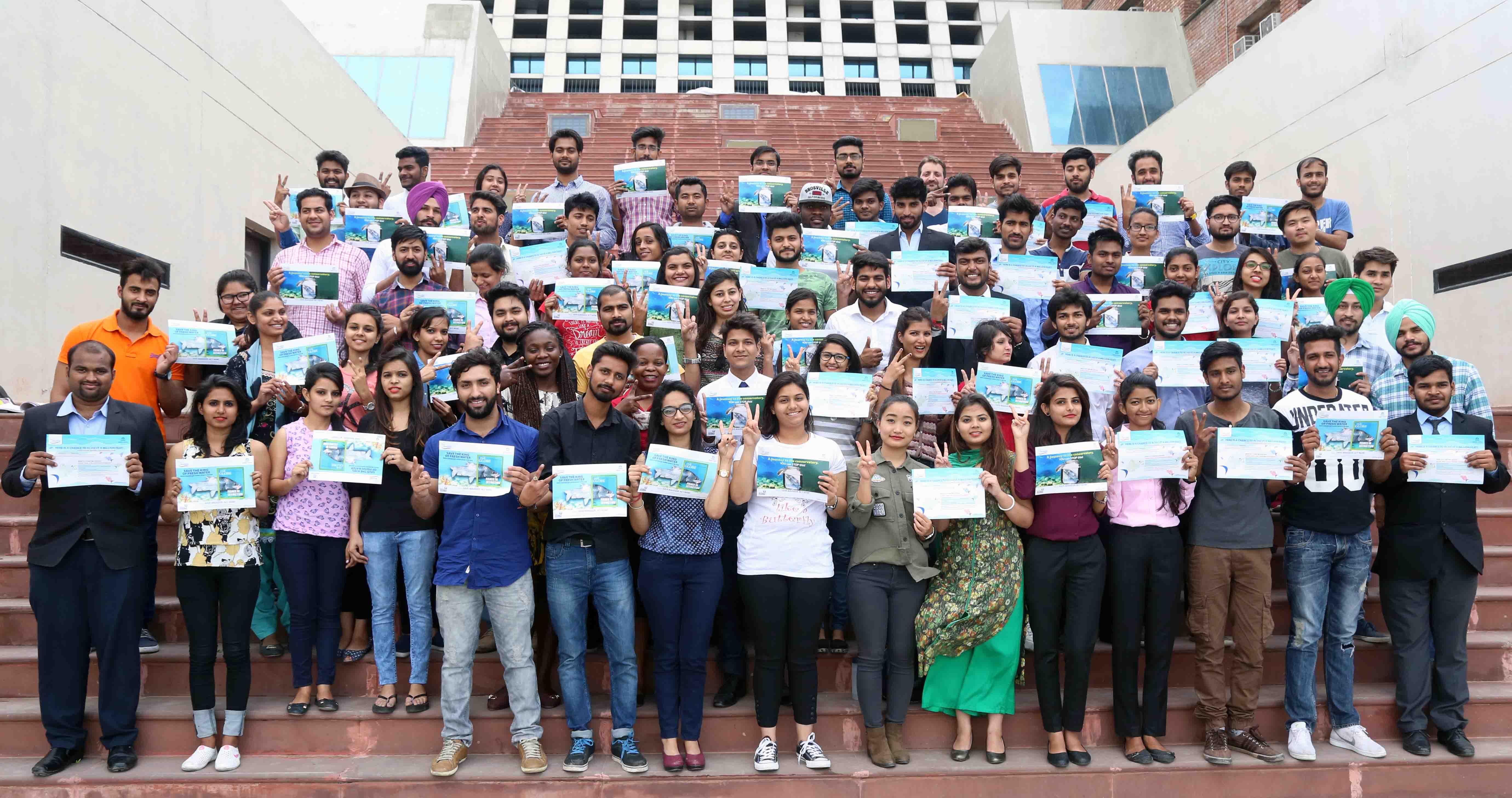 Tata Group Company & LPU associated for Corporate Social Responsibility