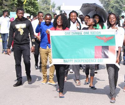 Zambians celebrate I-Day at CT Shahpur