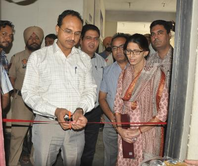 DC INAUGURATES BUREAU OF EMPLOYMENT AND TRADE CENTRE AT DAC