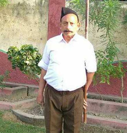RSS leader Ravinder Gosain shot dead in Ludhiana