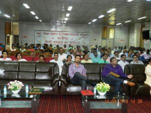 कार्यालय,रक्षा लेखा प्रधान नियंत्रक (पश्चिमी कमान),चंडीगढ  हिन्दी पखवाडे का आयोजन